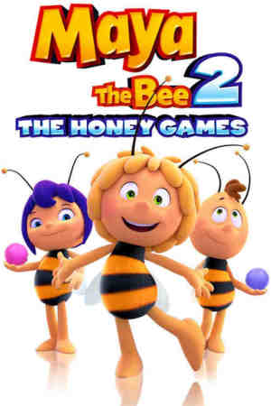 Bitė Maja: Medaus žaidynės