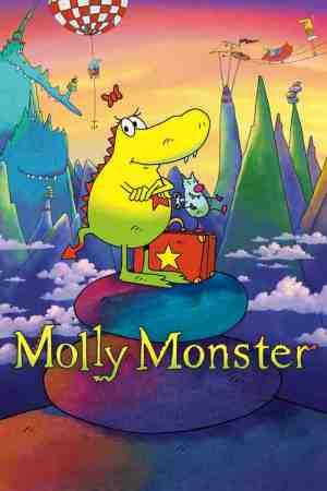 Monstriukė Molė