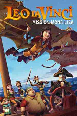 Leo da Vinčis: Misija Mona Liza