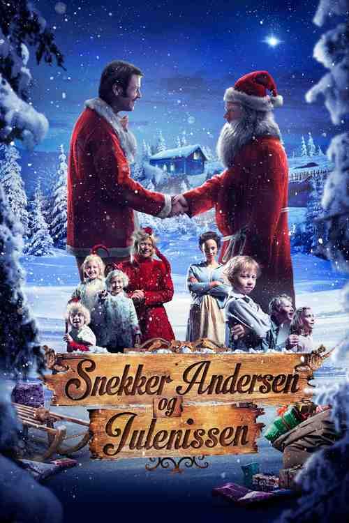 Sukeisti Kalėdų seneliai
