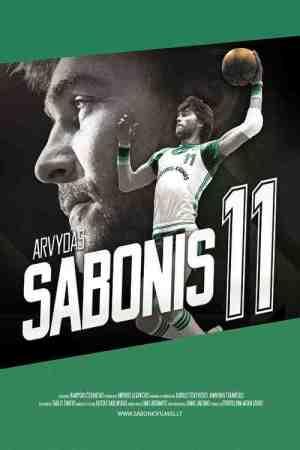 Arvydas Sabonis. 11