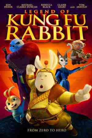 Legend of Kung Fu Rabbit