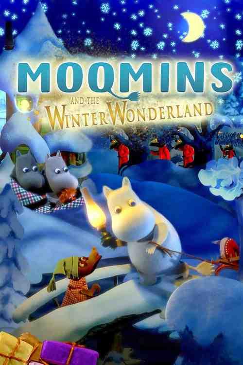 Troliai Mumiai ir žiemos pasaka