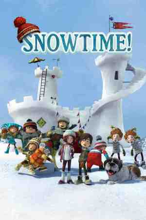 Sniego mūšis!